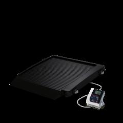 Single Ramp Wheelchair Platform Scale 1000Lb Cap.