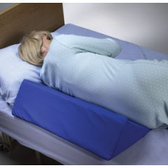 """Skil-Care 30 Degree Smooth Surface Single Bed Wedge - 7"""" x 12"""" x 34"""""""