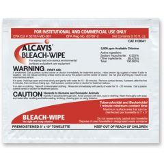 Wipe Bleach 100Pkts/Bx 8In X 12In